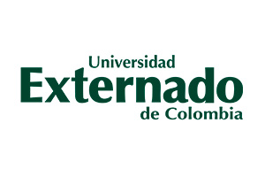 Universidad Externado Colombia logo